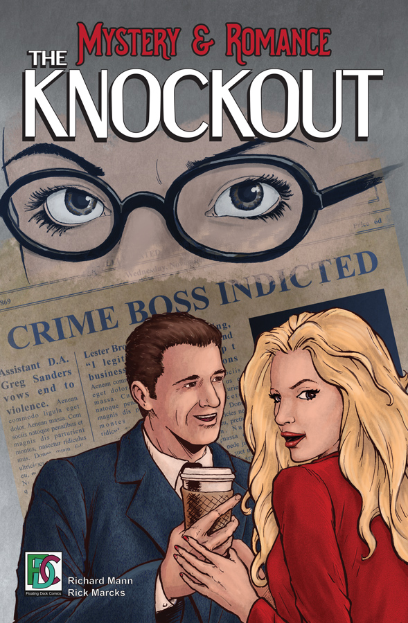 Book Cover: The Knockout