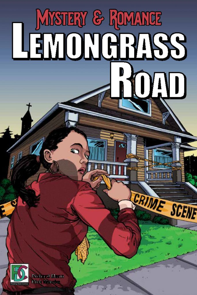 Book Cover: Lemongrass Road