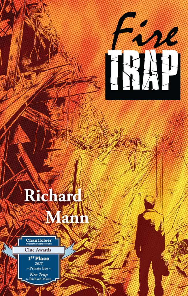 Book Cover: Fire Trap